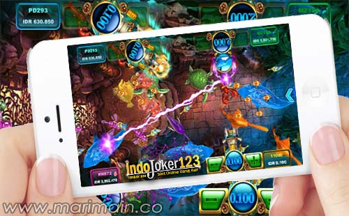 Aplikasi Game Tembak Ikan iPhone