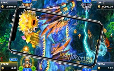 Game Tembak Ikan iPhone